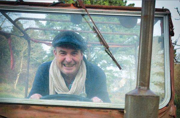 Jean-Pierre Riou, la mélancolie orageuse