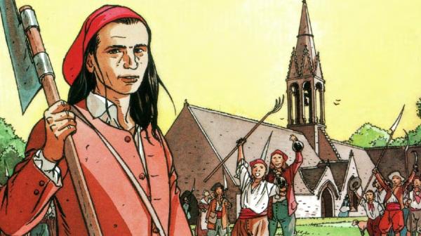 La révolte des Bonnets rouges
