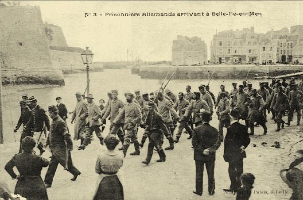 L'entrée en guerre des Bretons, l'été 1914
