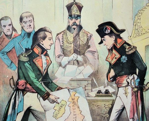 Charlie Kilmaine, l'Irlandais de Bonaparte