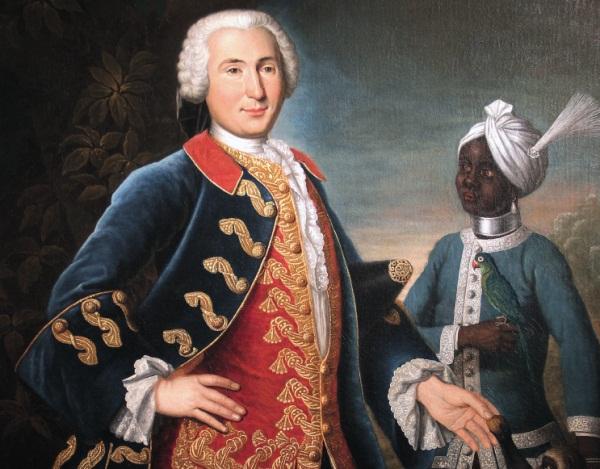 Antoine du Liron, aventurier des Indes