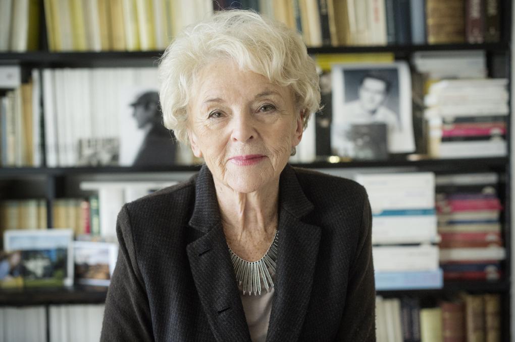 Mona Ozouf, grande dame de Bretagne
