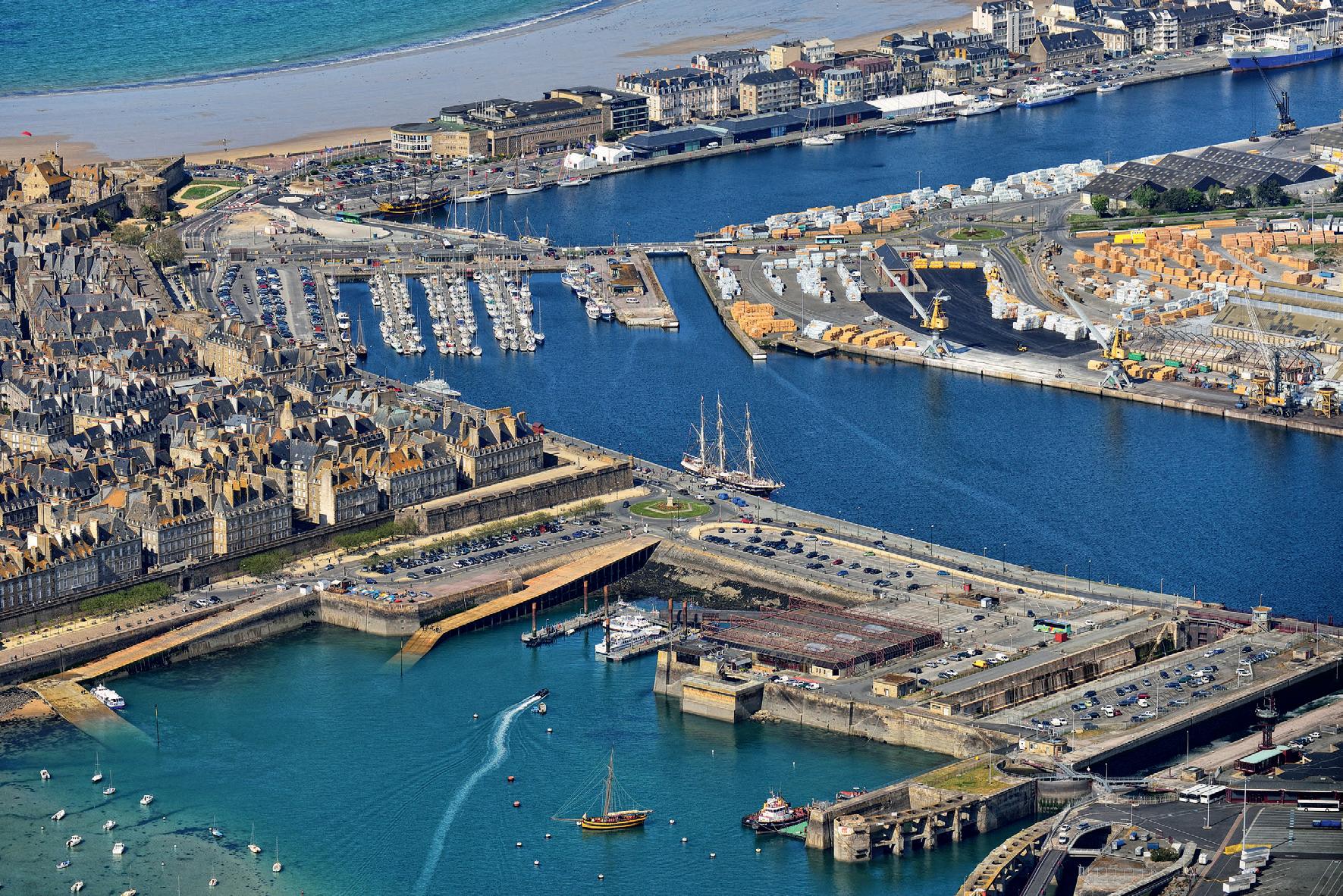 La mer, avenir de la Bretagne