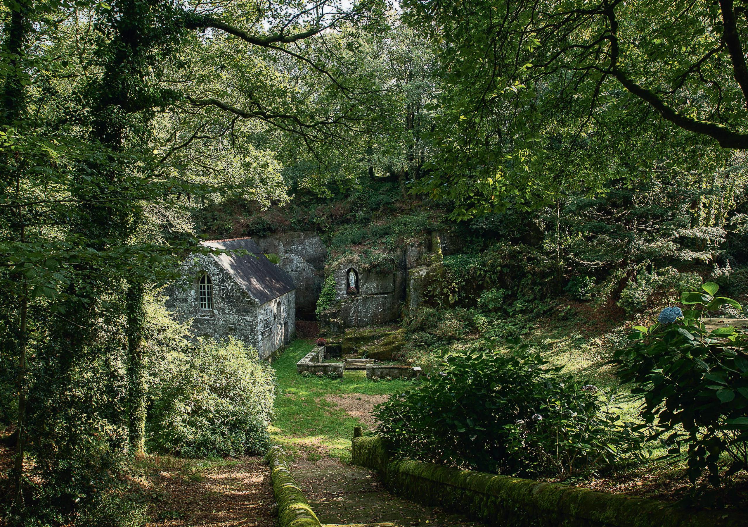 Un Angkor Vat breton