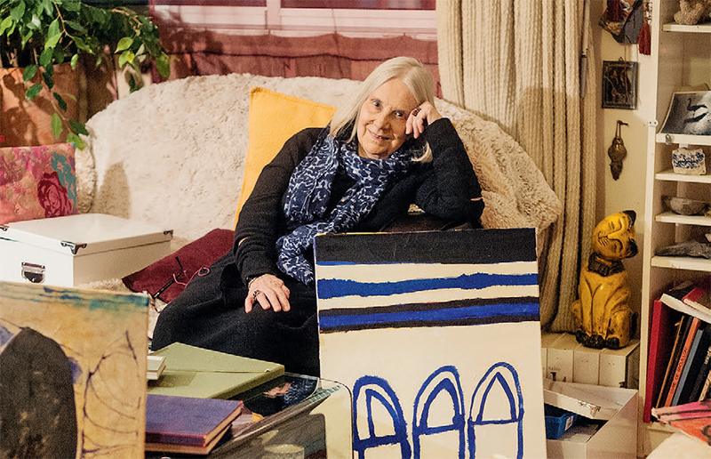 Denise Le Dantec, la dame de Villa Brune