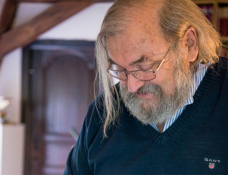 Michel Le Bris, voyageur étonné