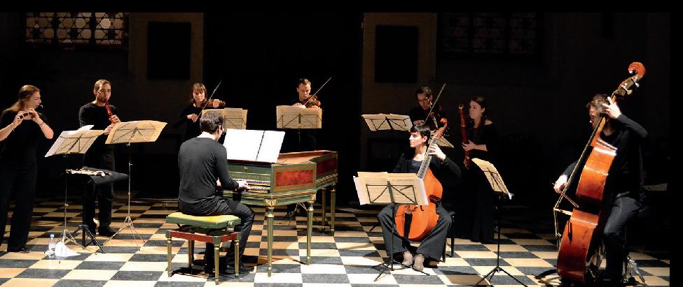 Lanvellec, la passion baroque !