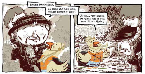 Le Cheval d'orgueil à l'assaut de la bande dessinée