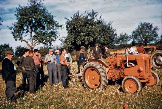 Un modèle agricole en quête de sens