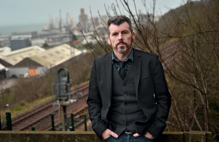 Olivier Polard, écrivain, archiviste et rocker