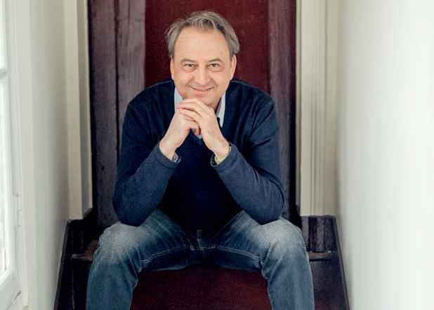 Jean-Luc Coatalem, écrivain au long cours