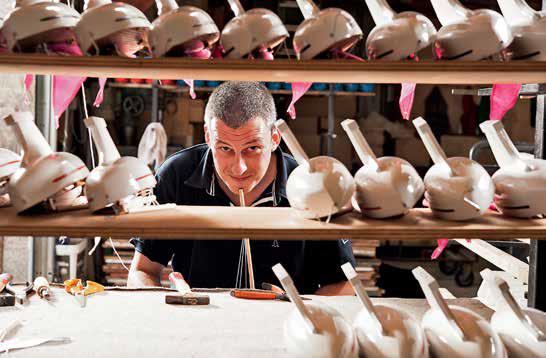 Nicolas Tirot, les bateaux-jouets nés en forêt