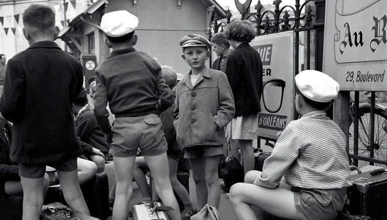 Neuf heures à bord du Paris-Brest en 1956