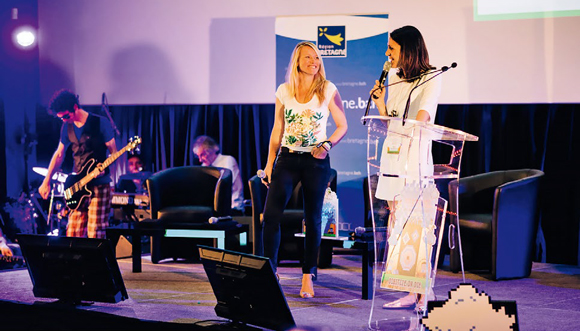 Rock et numérique au West Web Festival
