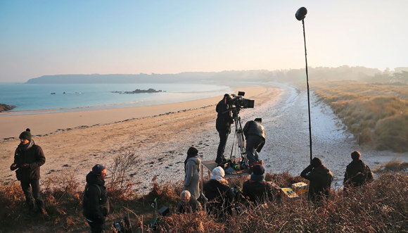 L'indispensable accueil des tournages