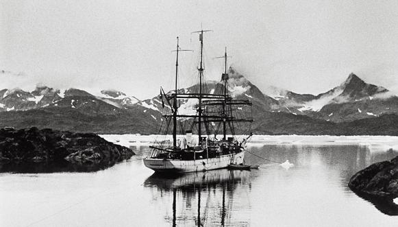 Une année au pays des Inuits
