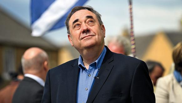Alex Salmond, le rêveur écossais