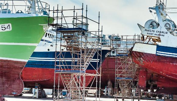 Les défis de la pêche bretonne