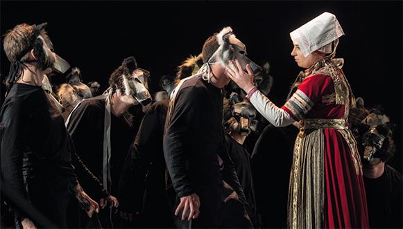 La danse bretonne, laboratoire fertile