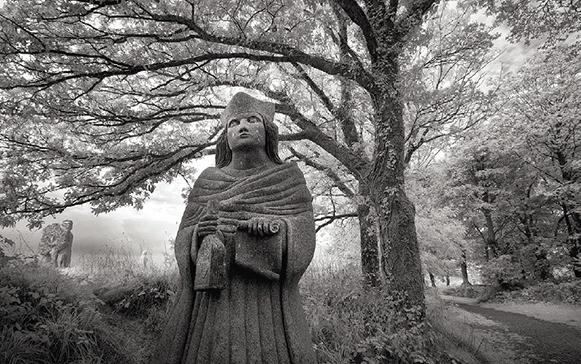 La Vallée des Saints. Dix ans et cent statues de granite