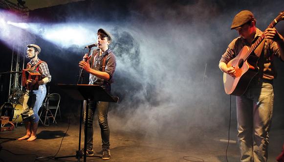 À Lannion, la musique bretonne fait école