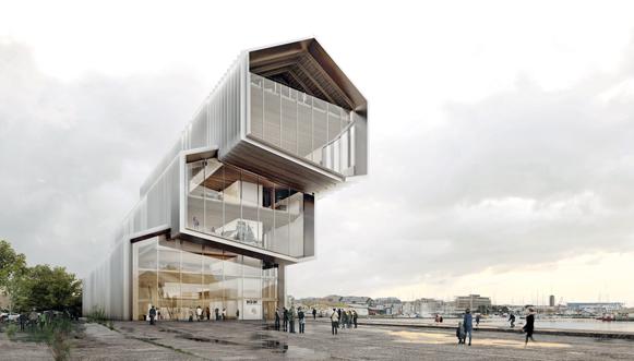 Un nouveau musée maritime à Saint-Malo