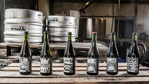 Brasseries artisanales et micro-brasseries – Les bières bretonnes, marques d'un territoire ?
