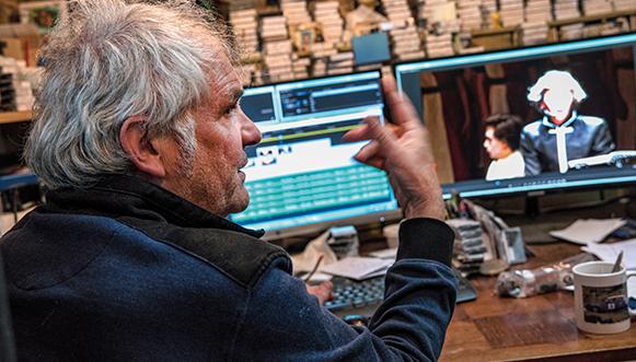 André Le Moustarder, cinéaste de proximité