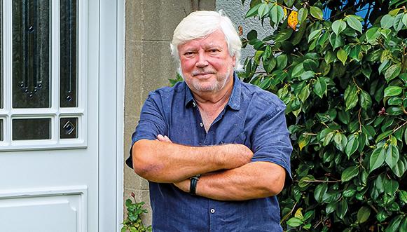 Hervé Hamon, tant qu'il y aura des îles
