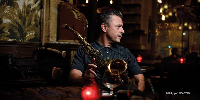 Pierrick Pédron, le saxophone en toute liberté