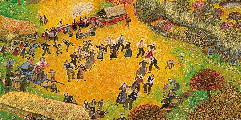Jean-Michel Guilcher à Languidic, une grande œuvre ethnographique